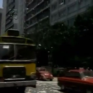 1971 – Conheça os ônibus e os veículos que circulavam à época